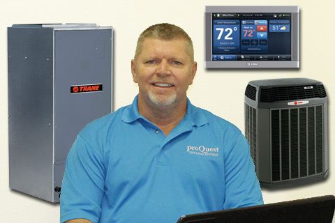 Larry Williams - ProQuest Cooling and Air Conditioning Residential and Comercial Sales