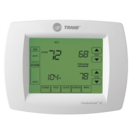 Xl900 Touch Screen Thermostat Pro Quest Cooling